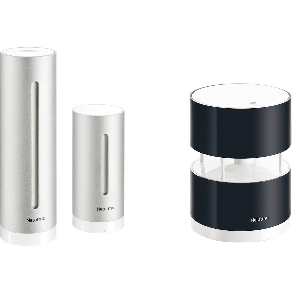 Netatmo Sensor »Smarter Windmesser«