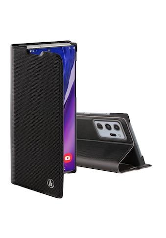"""Hama Handytasche »Smartphone Booklet """"Slim Pro""""«, für Samsung Galaxy Note 20 Ultra 5G,... kaufen"""