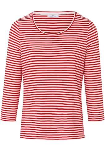 Peter Hahn T-Shirt »mit Rundhals« kaufen