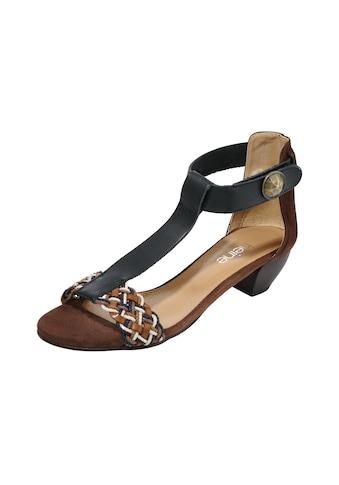 Sandalette mit filigranen Riemchen kaufen