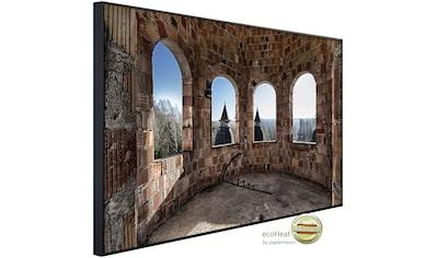 Papermoon Infrarotheizung »Verlassenes Schloss«, sehr angenehme Strahlungswärme kaufen