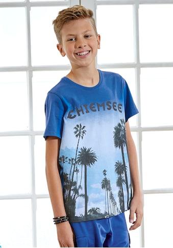 Chiemsee T-Shirt »Palmen« kaufen
