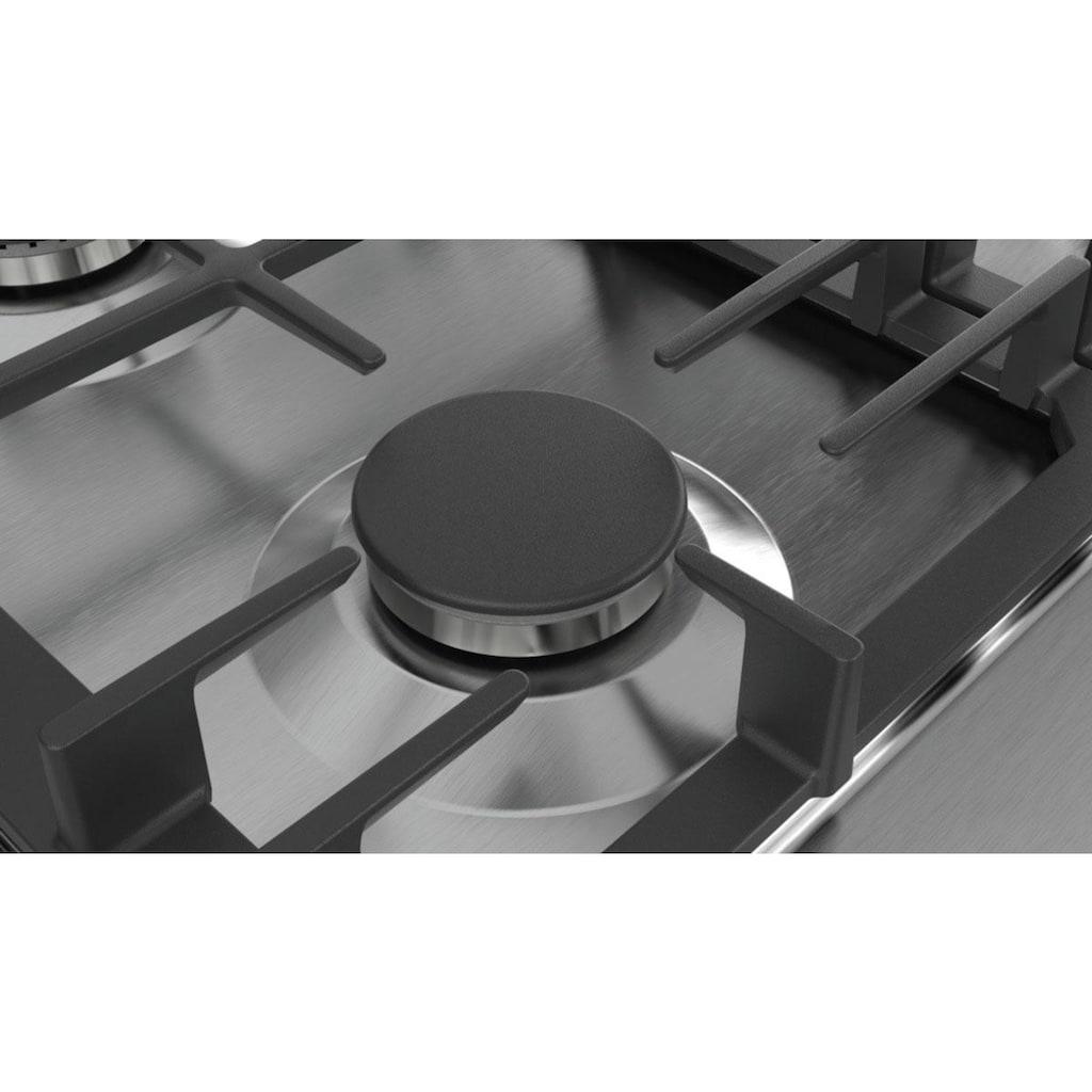 BOSCH Gas-Kochfeld, PCR9A5C90D, mit FlameSelect