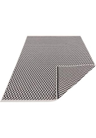 freundin Home Collection Teppich »Ivy 2«, rechteckig, 5 mm Höhe, In- und Outdoor... kaufen