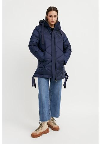 Finn Flare Daunenmantel, mit warmer Kapuze kaufen