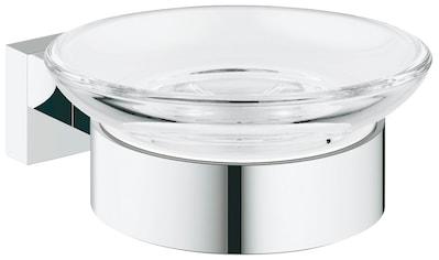 GROHE Seifenschale »Essentials Cube«, mit einem Halter aus Chrom kaufen
