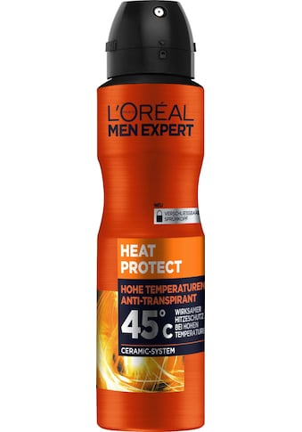 """L'ORÉAL PARIS MEN EXPERT Deo - Spray """"Heat Protect"""" kaufen"""