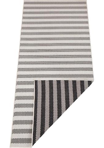 freundin Home Collection Läufer »Delilia«, rechteckig, 5 mm Höhe, In- und Outdoor geeignet, Wendeteppich kaufen