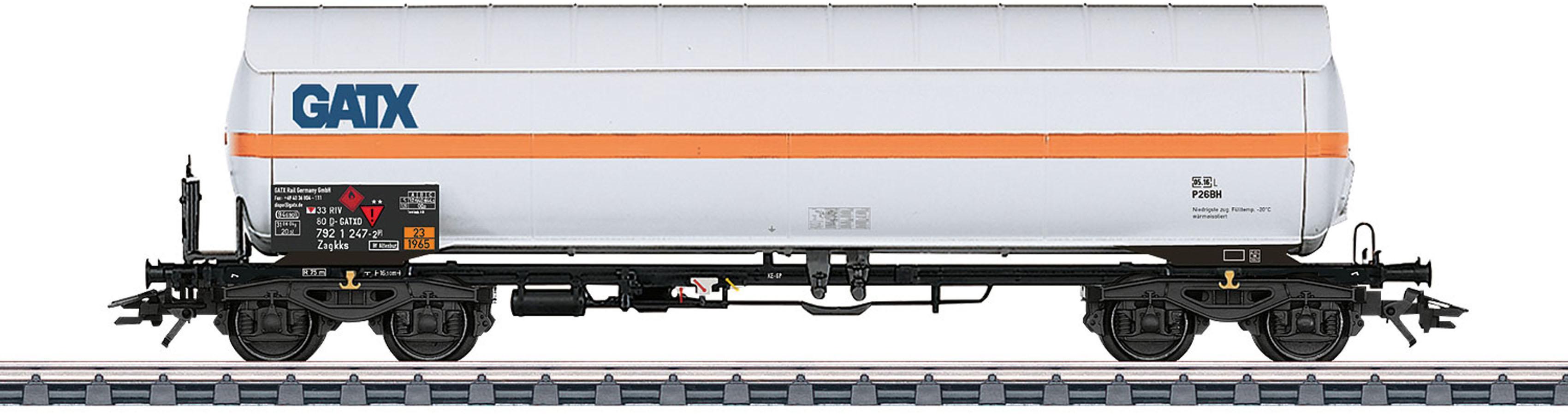Märklin Güterwagen, Spur H0, »Gaskesselwagen GA...