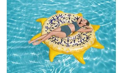 Bestway Luftmatratze »Mediterane Sonne«, 207 cm Durchmesser kaufen
