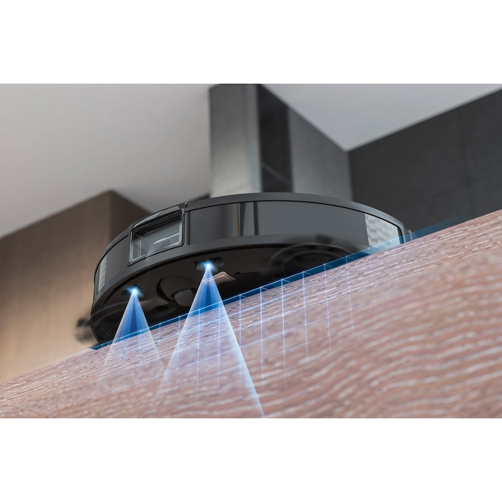 ECOVACS Nass-Trocken-Saugroboter »DEEBOT OZMO T8 AIVI«