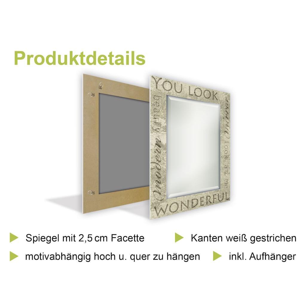 Artland Wandspiegel »Bloch-Bauer«