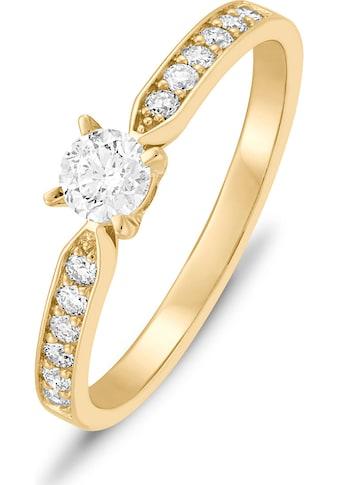 CHRIST Diamantring »32000193« kaufen
