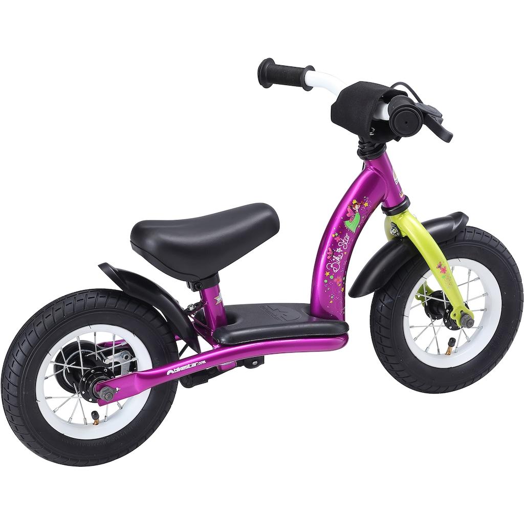 Bikestar Laufrad »BIKESTAR Kinderlaufrad Classic ab 2 Jahre mit Bremse«