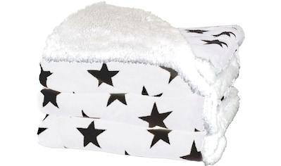 Wohndecke »Sterne«, Delindo Lifestyle kaufen