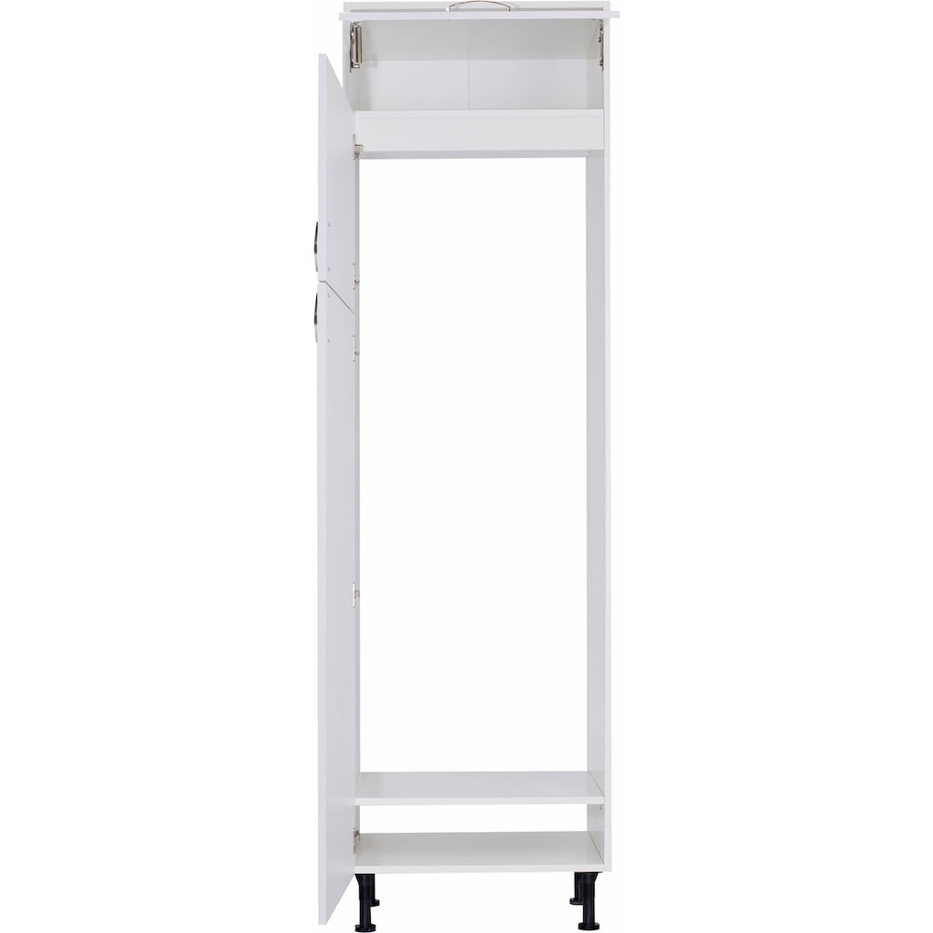 OPTIFIT Kühlumbauschrank »Cara«, für Kühl-/Gefrierkombination