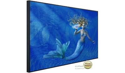 Papermoon Infrarotheizung »Meerjungfrau«, sehr angenehme Strahlungswärme kaufen