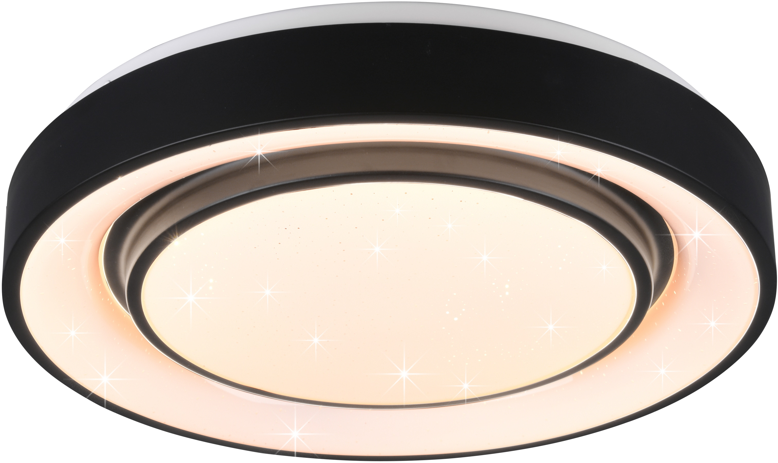 TRIO Leuchten LED Deckenleuchte Mona, LED-Modul, Farbwechsler