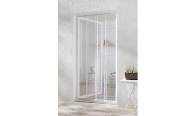 hecht international Insektenschutz-Vorhang, weiß, BxH: 100x220 cm kaufen