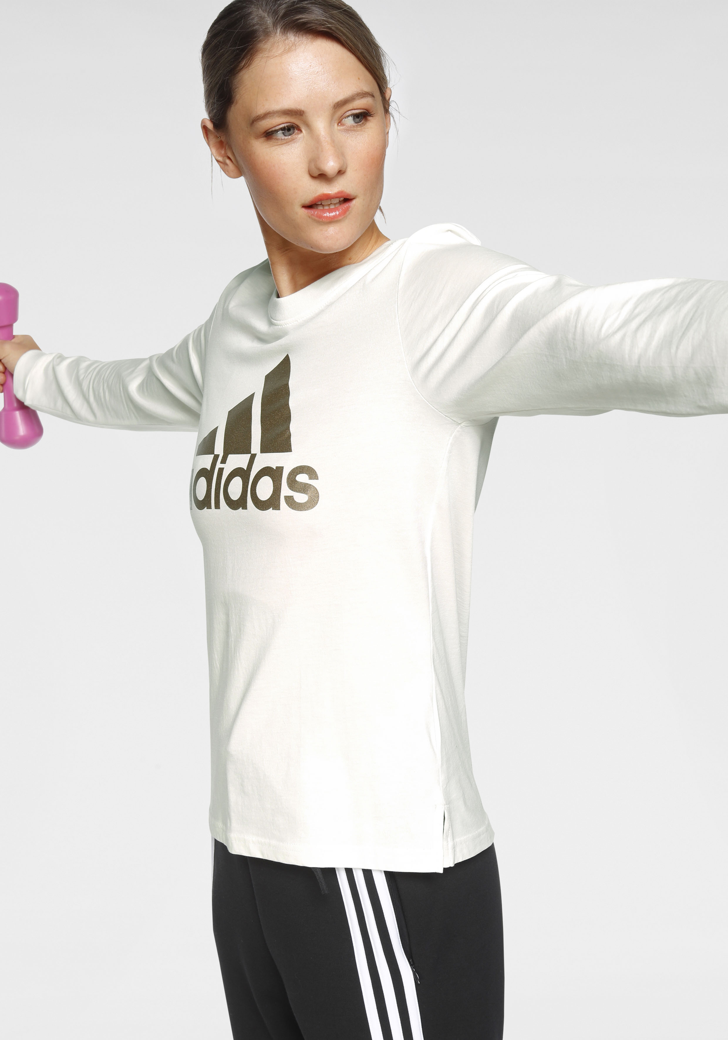 adidas performance -  Langarmshirt W U-B-U LONGSLEEVE TEE