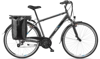 Telefunken E - Bike »Expedition XT481«, 21 Gang Shimano Altus Schaltwerk, Heckmotor 250 W kaufen