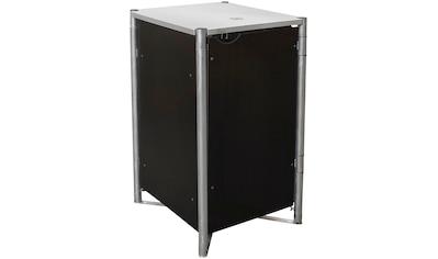 HIDE Mülltonnenbox für 1 x 240 l, schwarz kaufen
