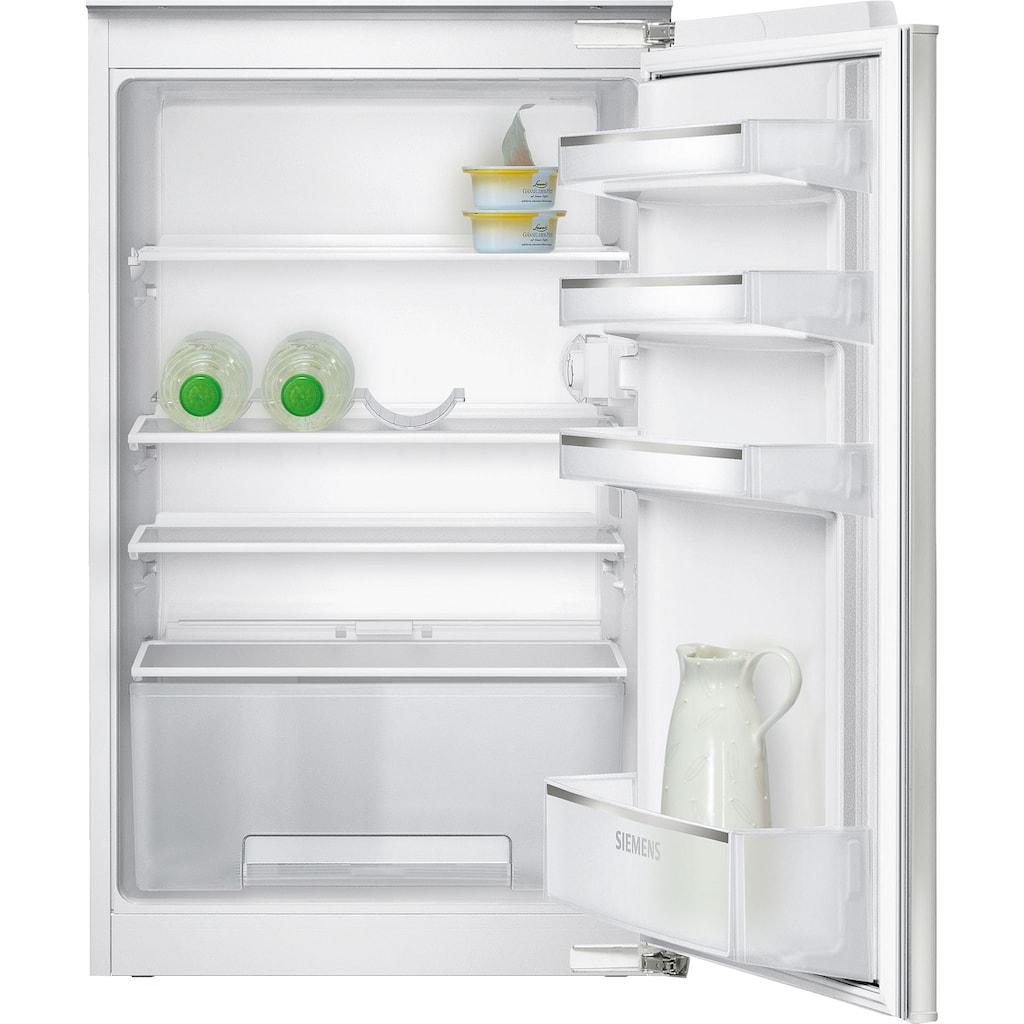 SIEMENS Einbaukühlschrank, 87,4 cm hoch