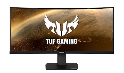 "Asus VG35VQ Curved - Gaming - Monitor »88,9 cm (35"") WQHD (3440 x 1440) 1 ms« kaufen"
