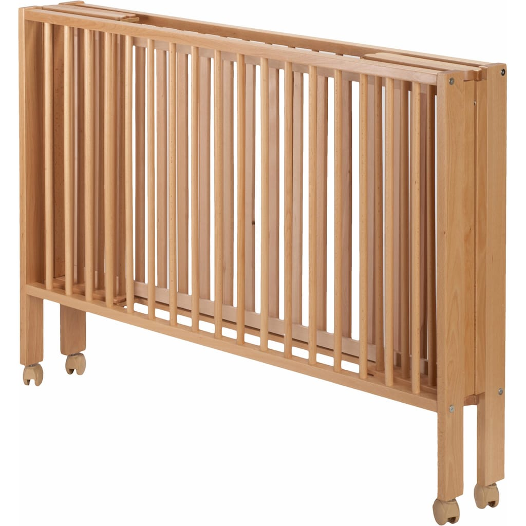 tiSsi® Babybett »Buche Natur«, Made in Europe