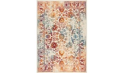 Sanat Teppich »Vintage 1606«, rechteckig, 13 mm Höhe, Kurzflor, Wohnzimmer kaufen
