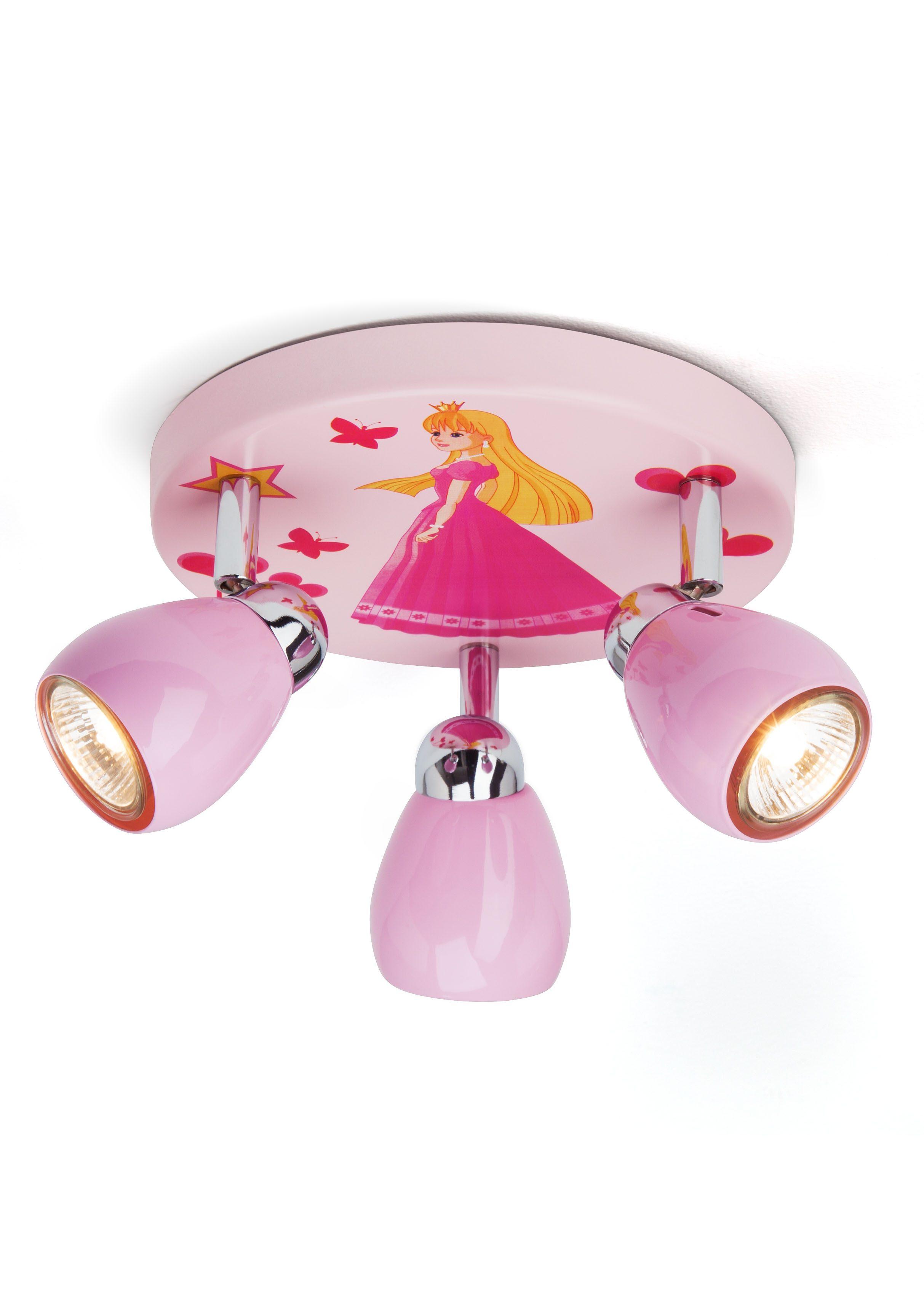 Brilliant Leuchten Deckenstrahler PRINCESS, GU10, Deckenlampe