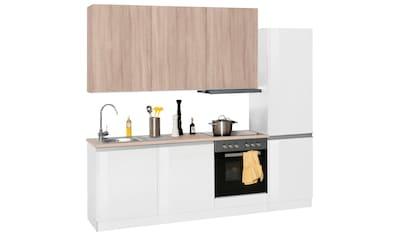 HELD MÖBEL Küchenzeile »Ohio«, mit E-Geräten, Breite 240 cm kaufen