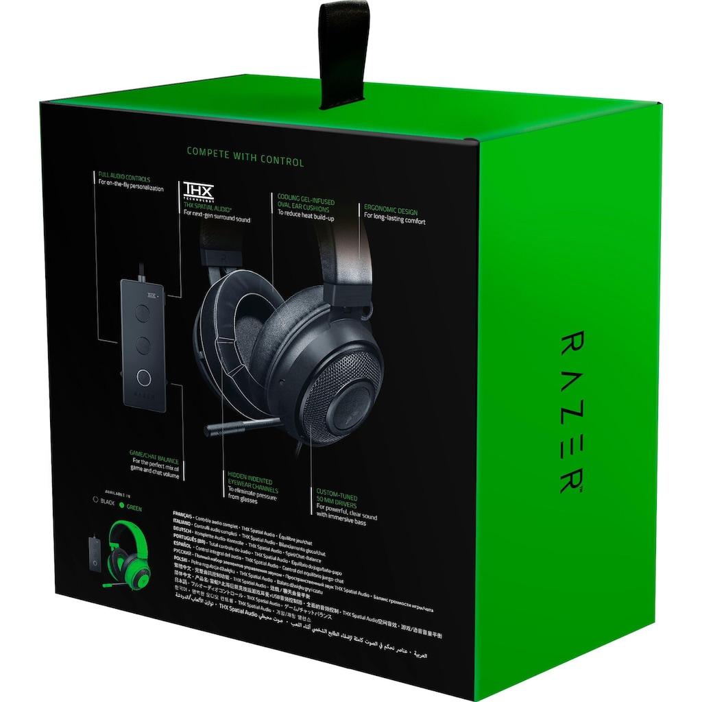 RAZER »Kraken Tournament Edition« Gaming-Headset