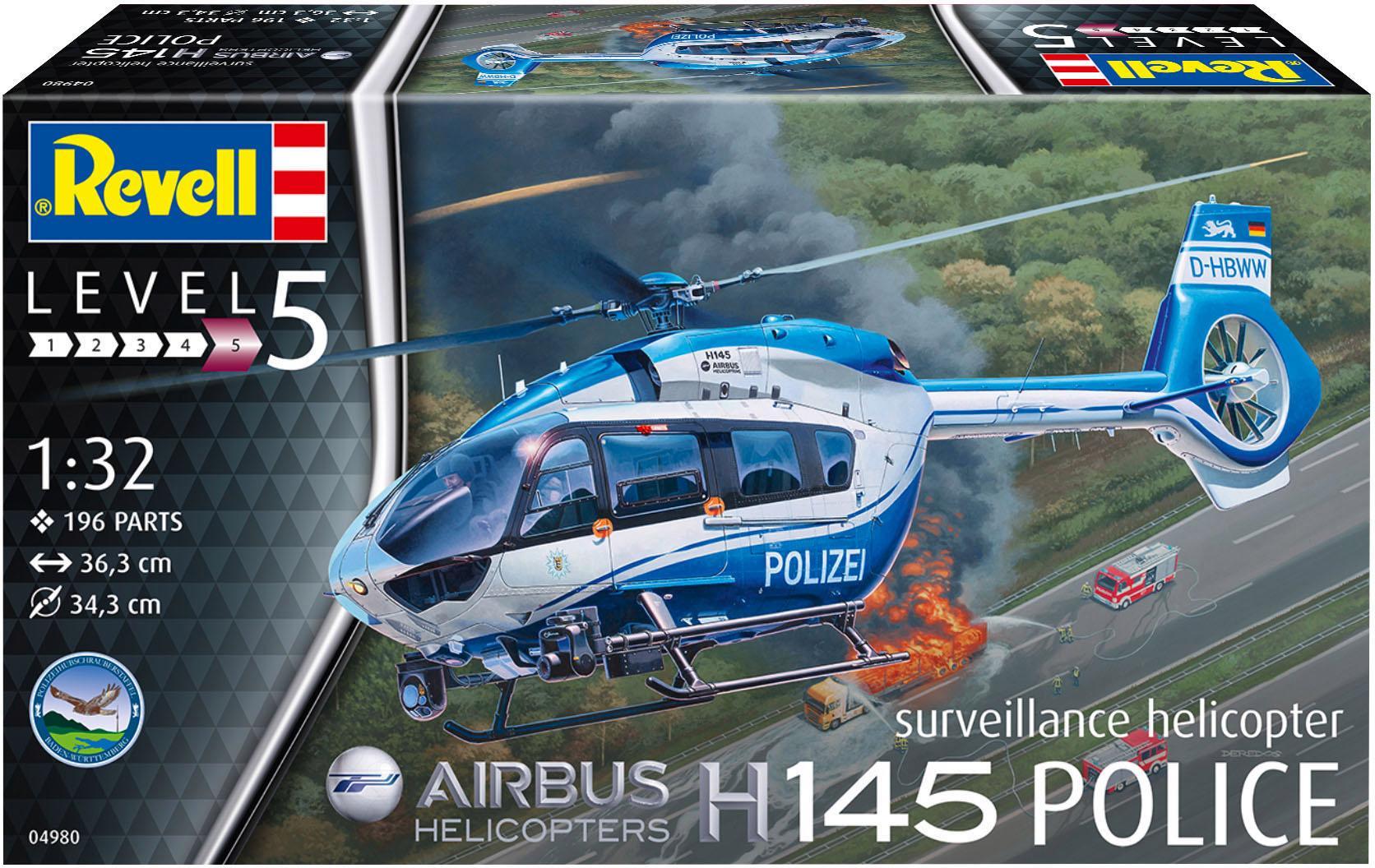 Revell Modellbausatz Helikopter, Maßstab 1:32, ...