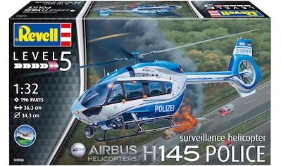 """Revell® Modellbausatz """"Airbus H145  -  Polizei - Hubschrauber"""", Maßstab 1:32 kaufen"""