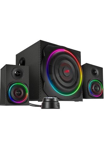 Speedlink Lautsprechersystem »GRAVITY CARBON RGB« kaufen