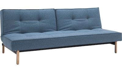 INNOVATION LIVING ™ Schlafsofa »Splitback«, mit Stem Beinen, in skandinavischen Design kaufen