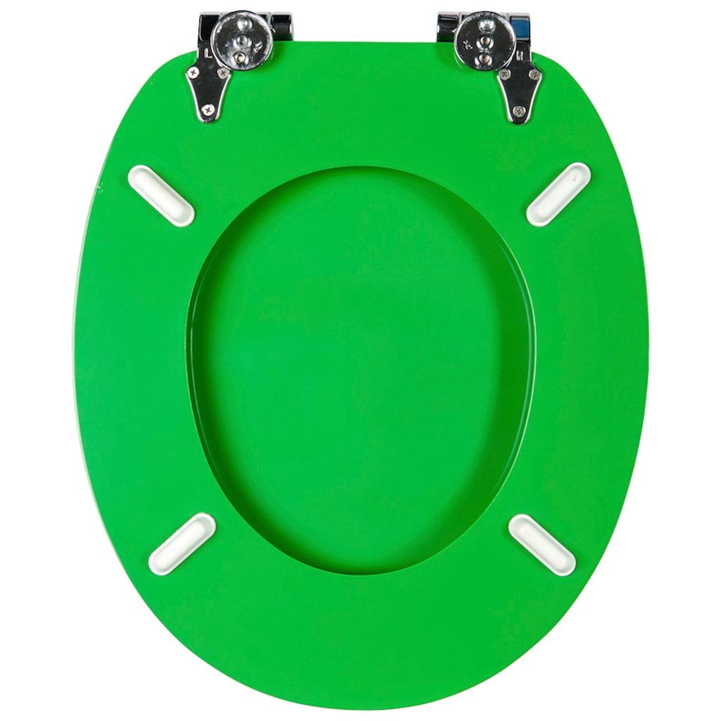 Sanilo WC-Sitz »Basic«, mit Absenkautomatik