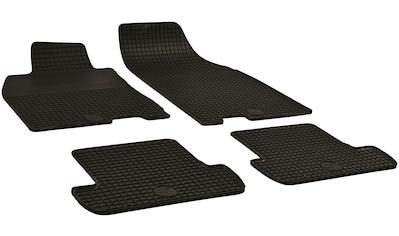 WALSER Passform-Fußmatten »Standard«, (1 St.), für Citroen Jumper vorne Bj 09/2006 -... kaufen