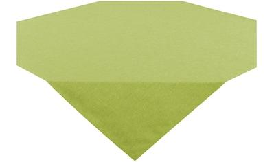 Delindo Lifestyle Mitteldecke »WIEN«, Fleckabweisend, pflegeleicht, 180 g/m² kaufen