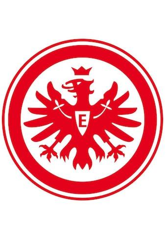 Wall - Art Wandtattoo »Eintracht Frankfurt Logo« (1 Stück) kaufen