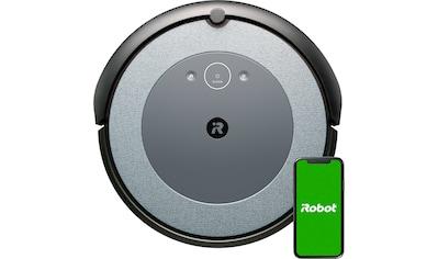 iRobot Saugroboter »Roomba® i3 (i3152) WLAN-fähiger Saugroboter mit zwei Gummibürsten für alle Böden,«, ideal für Haustiere, individuelle Reinigungsvorschläge, Kompatibilität mit Sprachassistenten und Imprint®-Kopplungstechnik kaufen