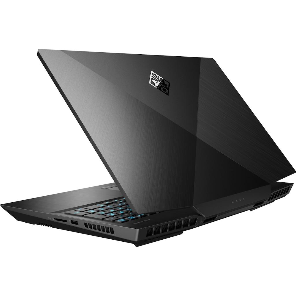 "OMEN Gaming-Notebook »17-cb1085ng«, (43,9 cm/17,3 "" Intel Core i7 GeForce\r\n 1000 GB HDD 512 GB SSD), 43,9 cm (17,3"")Intel Core i7,512 GB + 1 TB,16 GB"