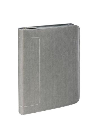 "Hama est. 1923 est. 1923 Tablet - Organizer A4 ""Hannover"", Light Grey »DIN A4 Größe Grau« kaufen"