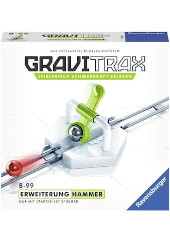 Ravensburger Kugelbahn-Bausatz »GraviTrax® Hammer«, Made in Europe, FSC® - schützt... kaufen