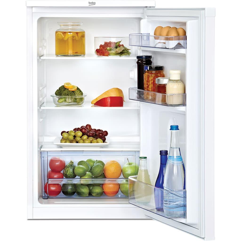 BEKO Kühlschrank »TS190030N«, TS190030N, 81,8 cm hoch, 47,5 cm breit