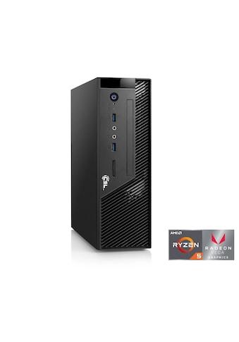 CSL Mini PC | Ryzen 5 2400G | Vega 11 Grafik | 16GB | SSD »CSL Mini PC Ryzen 5 2400G / Win 10« kaufen