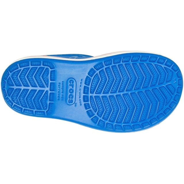 Crocs Gummistiefel »Crocsband Rain Boot Kids blau«, reflektierend
