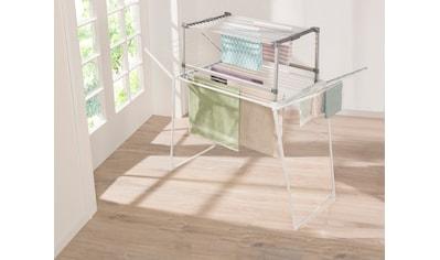 Ruco Wäscheständer, Aluminium/Kunststoff, 11 m Trockenlänge kaufen