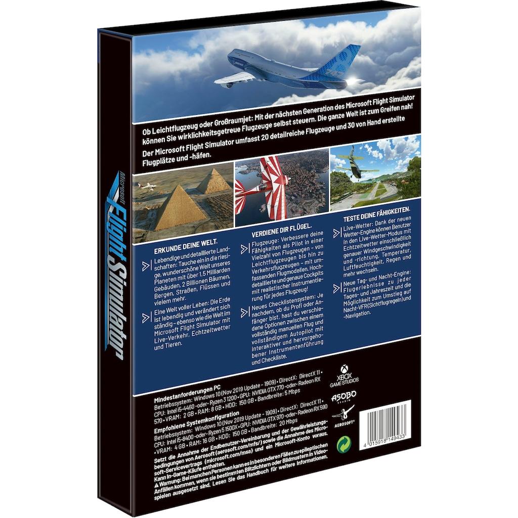 Microsoft Spiel »Flight Simulator Standard Edition«, PC